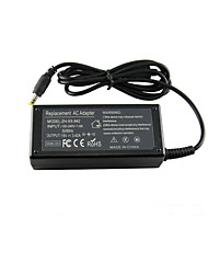 cheap -19V 3.42A 65W laptop AC power adapter charger For Toshiba P300 L450 M800 L670D C660 L650 A300 L700 A500 L655 5.5*2.5mm