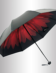 cheap -Sun Umbrella  Ultraviolet Proof Umbrella  Creative Princess Monolayer  Sun Shading Umbrella  Ultra Light Umbrella