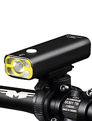 cheap -LED Flashlights / Torch Handheld Flashlights/Torch Front Bike Light LED XP-G2 Cycling Rechargeable Dimmable Waterproof Easy Carrying 18650