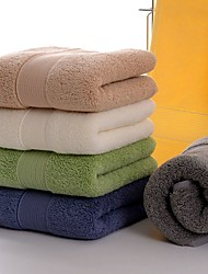 Bath TowelSolid High Quality 100% Cotton Towel