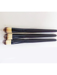 cheap -1 Foundation Brush Synthetic Hair Wood Face Cosmetic Beauty Care Makeup for Face