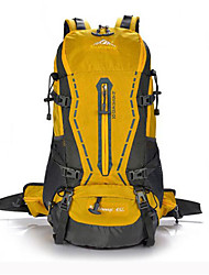 45 L Hiking & Backpacking Pack Waterproof Wearable Breathable