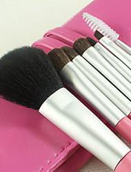 Sistemas de cepillo Pelo Sintético Caballo Portátil Profesional Madera Cara Ojo Labio