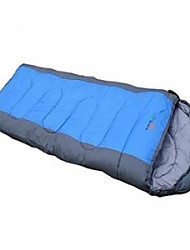 Sleeping Bag Slumber Bag Single 10 Hollow Cotton50 Camping Traveling IndoorWaterproof Rain-Proof Windproof Well-ventilated Foldable