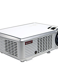 cheap -HTP LED-33+02 WIFI LCD Home Theater Projector 2000lm Android 4.4 Support 1080P (1920x1080) 30-120inch Screen