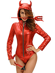 Angel/Devil Cosplay Costumes Female Halloween Carnival Festival/Holiday Halloween Costumes Solid
