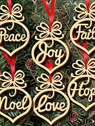 Недорогие -Рождество Новый год Дерево Свадебные украшения Сад Зима