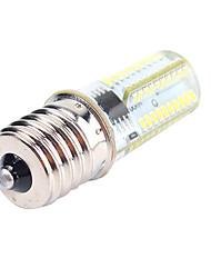 Недорогие -5 Вт. 450 lm BA15D E17 E12 LED лампы типа Корн T 80 светодиоды SMD 3014 Диммируемая Декоративная Тёплый белый Холодный белый AC 110-130 В