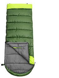 Sleeping Bag Rectangular Bag Single 10 Hollow CottonX30 Hiking Camping Traveling Outdoor Indoor Moistureproof/Moisture Permeability