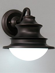 AC 220-240 Self-distribution E26/E27 Rustic/Lodge Painting Feature for Arc,Ambient Light Wall Sconces Wall Light
