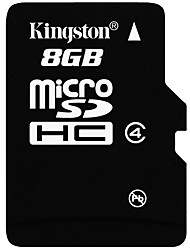 billiga -Kingston 8GB Micro SD-kort TF-kort minneskort class4