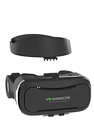 cheap -VR 4.0 VR Headset Virtual Reality Goggles Google Cardboard for Smart Phone with Bluetooth Remote Control