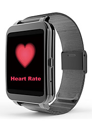 cheap -1.2GHz 300MHz Dual Core Bluetooth 4.0 WIFI Sharing IP65 Android 4.3 Bluetooth Smart Watch
