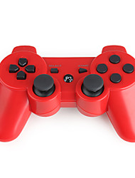 abordables -Mando Wireless DualShock 3 para PlayStation 3 (Rojo)