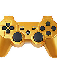 cheap -Wireless Controller for PS3 (Gold)