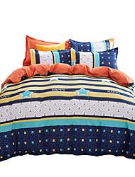 cheap -Betterhome  Reactive Printing Duvet Cover Sets Fashion Comfortable Series Bedding Four Sets
