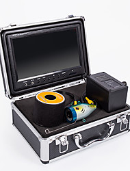 9 inch Professional Fish Finder Underwater 15M  Video Camera Color 1000 TVL Monitor