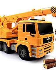 Недорогие -Грузовик 1:24 Машинка на радиоуправлении Готов к использованиюАвтомобиль дистанционного управления Пульт управления/Передатчик Батарея