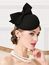 Damen Wolle Kopfschmuck-Hochzeit Besondere Anlässe Freizeit Mützen 1 Stück
