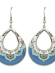 cheap -Women's Drop Earrings Jewelry Alloy Jewelry Blue Party Daily Casual Costume Jewelry