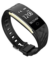 S2 Smart Bracelet / Smart Watch / Step counter/Heart rate monitoring/ Swimming waterproof / Heart Rate Monitor / / Distance Tracking