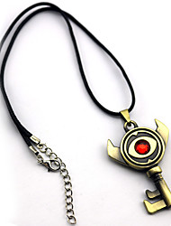 economico -Altri accessori Ispirato da The Legend of Zelda Link Anime Accessori Cosplay Collane Oro Lega