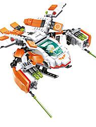 preiswerte -Bausteine Bälle Helikopter Spielzeuge Helikopter Jungen Stücke