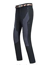 baratos -Mulheres A Prova de Vento, Prova-de-Água, Térmico / Quente Esqui / Skate / De Excursionismo Calças Roupa de Esqui / Respirável / Respirável
