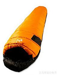 Sacco a pelo A mummia Singolo 10 AnatraX100 Campeggio Viaggi Al Coperto Ben ventilato Ompermeabile Portatile Antivento Anti-pioggia