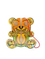 Недорогие -Muwanzi Обучающая игрушка Оригинальные 1 pcs Мальчики / Девочки / Дерево