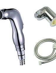 Недорогие -Аксессуары к смесителю - Высшее качество - Современный Оценка А системы ABS  Комплект ручного наконечника - Конец - Хром