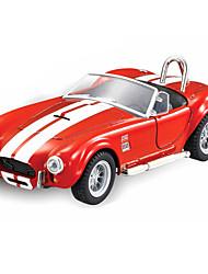 Brinquedo Educativo Veículos de Metal Carros de brinquedo Brinquedos Carro Liga de Metal Metal 1 Peças Para Meninos Para Meninas Ano Novo