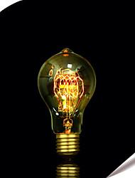 abordables -Ampoule à filament de tungstène e27 a19 40w edison 60 ampoules à incandescence de haute qualité