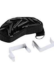 Adjustable Hook Rack After Door Hang Rope Adjustable Back Door Hook Hanger Ramdon Color