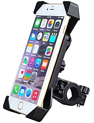 cheap -Phone Holder Stand Mount Bike / Motorcycle / Outdoor Handlebar Adjustable Stand Plastic for Mobile Phone
