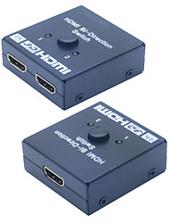 Недорогие -HDMI V1.3 HDMI V1.4 3D Display 1080P Deep Color 36bit Deep Color 12bit HDCP 1.2 Compliant 7.5Gbps 5m