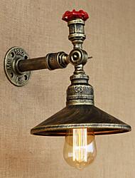 Retro Restaurant Edison Industrial Hoses Single Head Adornment Wall Lamp