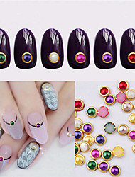 cheap -1 Pearls Nail Jewelry Fashion High Quality Daily