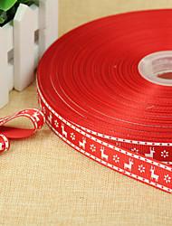 Недорогие -другое Шёлковая ткань рипсового переплетения Свадебные ленты - 1pcs Пьеса / Установить Шелковая лента Для украшения подарочных коробочек