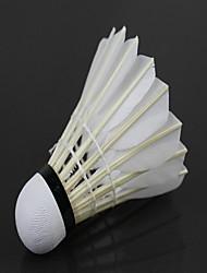 Badminton Volani di piume Alta resistenza Elevata elasticità Duraturo per Piume d'oca