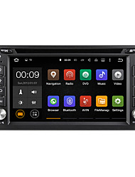 cheap -6.2 Inch 2 Din Universal Android 5.1 Car DVD GPS Player Multimedia System Wifi DAB DU6539LT