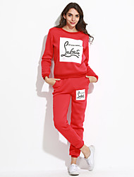 cheap -Women's Cute Letter & Number, Sporty