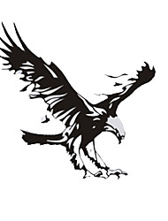 cheap -50*50CM Reflective The eagle Personality Car Stickers(1pcs)