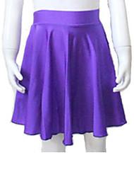 abordables -Chaussures de Ballet Jupe Femme Entraînement / Utilisation Nylon / Lycra Jupe / Spectacle