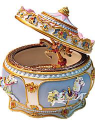 Недорогие -музыкальная шкатулка Творчество Оригинальные Поликарбонат Мальчики Девочки Игрушки Подарок