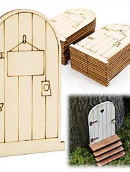 abordables -decoraciones de la boda de madera de navidad recepción de la boda de invierno hermosa