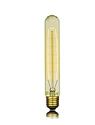 abordables -e27 ampoule de tungstène source de lumière déco anka edison tungstène t30 40w 12 art