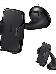 qi titolare montati su un veicolo caricatore senza fili auto mindzo standard per Samsung s7 s7 bordo S6 bordo S6 Nota5 e tutto lo