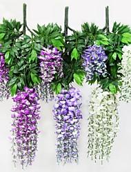 povoljno -Umjetna Cvijeće 1 Podružnica Simple Style Biljke Cvjeće za stol