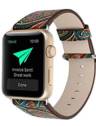 abordables -Ver Banda para Apple Watch Series 3 / 2 / 1 Apple Correa de Muñeca Hebilla Clásica